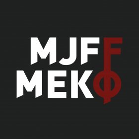 Logo of Moscow Jewish Film Festival