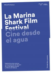 Logo of LA MARINA SHARK FILM FESTIVAL