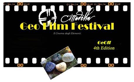 Logo of Cittadella GeoFilmFestival