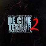Logo of Festival Internacional De Cine Terror Barranquilla