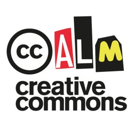 Logo of ccALM Creative Commons (certamen Iberoamericano De Cortometrajes Ccalm 2020)