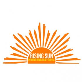 Logo of Rising Sun International Film Festival