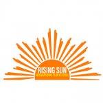 Logo of Rising Sun International Film Festival