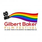 Logo of Gilbert Baker Film Festival