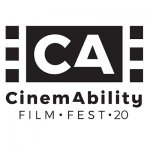 Logo of CinemAbility Film Fest