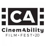 Logo of CinemAbility Film Fest