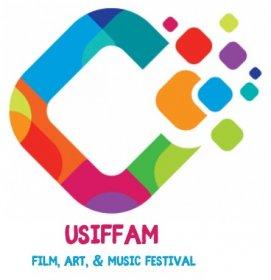 Logo of United States International Festival of Film, Art & Music