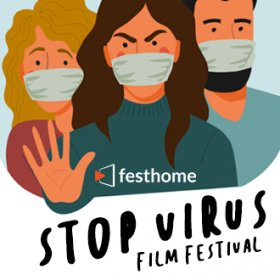 Logo of Stop Virus Film Festival