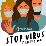 Logo of Stop Virus Film Festival