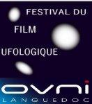 Logo of festival du film Ufologique