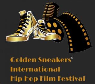 Logo of Golden Sneakers International Hip Hop Film Festival (online)