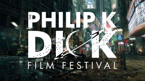 Logo of The Philip K Dick Science Fiction Film Festival