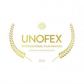 Logo of Unofex International Film Awards 2020