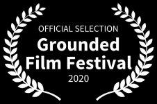 Logo of grounded film festival