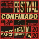 Logo of Festival Confinado De Cinema Experimental (one minute film)