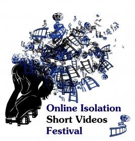 Logo of Online Isolation Short Videos Festival