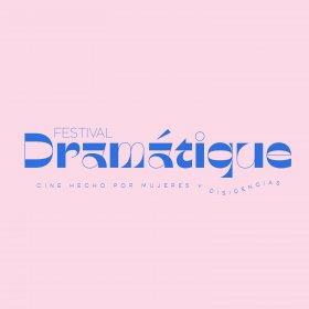 Logo of Dramátique: Festival De Cine Hecho Por Mujeres Y Disidencias