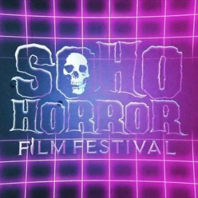 Logo of Soho Horror Film Festival
