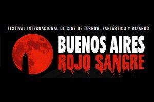 Logo of Festival Buenos Aires Rojo Sangre