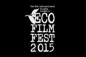 Logo of Kuala Lumpur Eco Film Festival 2015