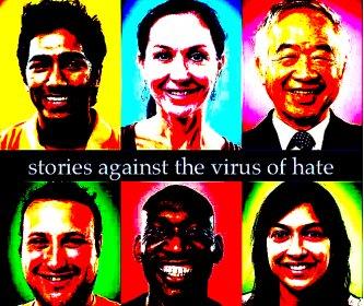 Logo of Against the Virus of Hate