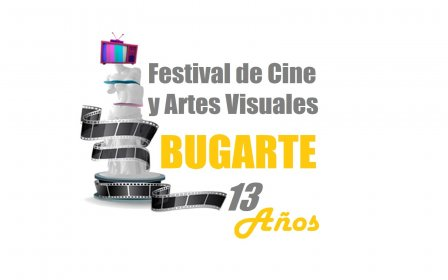 Logo of Bugarte Film and Visual Arts Festival