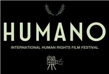 Logo of Humano Human Rights Film Festival