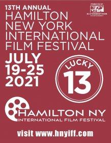 Logo of Hamilton New York International Film Festival