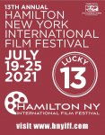 Logo of Hamilton New York International Film Festival