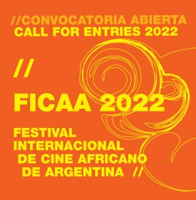 Logo of 14 ° International African Film Festival in Argentina - Mirrors and Mirages