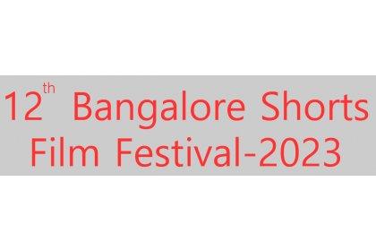 Logo of 10th Bangalore Shorts Film Festival-21