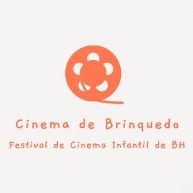 Logo of Cinema De Brinquedo - Festival de Cinema Infantil de Belo Horizonte / Belo Horizonte Children's Film Festival