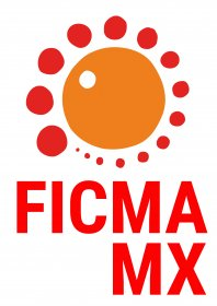 Logo of FICMA MX GTO. Mexico International environmental Film Festival