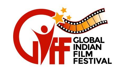 Logo of Global Indian Film Festival
