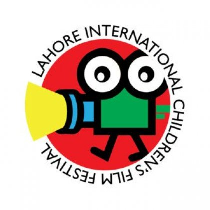 Logo of Lahore International Children's Film Festival