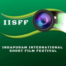 Logo of Indapur International Short Film Festival
