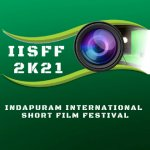 Logo of Indapur International Short Film Festival