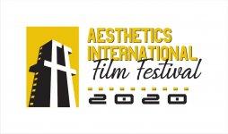 Logo of Aesthetics International Film Festival