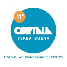 Logo of 11° Cortala Yerba Buena, Festival Latinoamericano de cortometrajes