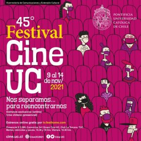 Logo of Festival Cine UC