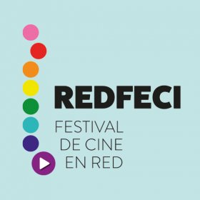 Logo of Festival de cine en red, redfeci