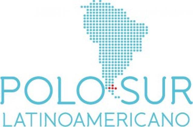 Logo of South Pole Latin American film festival