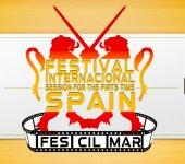Logo of Festival Internacional De Cortometrajes ' Fescilmar La Cruz Y El Mar'