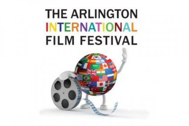 Logo of Arlington International Film Festival