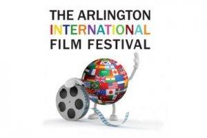 Logo of Arlington International Film Festival