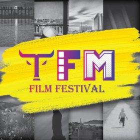 Logo of THE FILMY MONKS FILM FESTIVAL