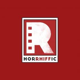 Logo of Romford Horror Film Festival
