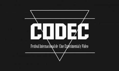 Logo of CODEC Festival Internacional de Cine Experimental y Video