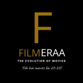 Logo of Filmeraa Music & Online Film Festival 2020