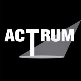 Logo of Actrum International Film Festival (AIFF)